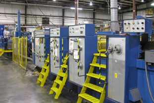 TWO COLOR EMBA HIGH-SPEED BOX MACHINE