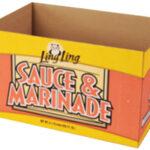 Jarred Food Packaging